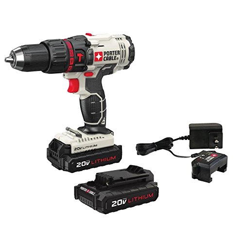 PORTER-CABLE PCC621LB 20V Max Compact Hammer Drill Kit Review
