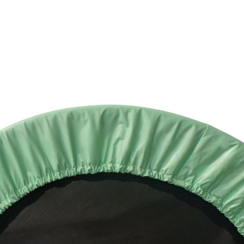 40-Round-Trampoline-Safety-Pad-Spring-Cover-for-6-Legs-Green