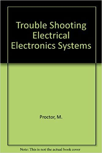 Descargar Trouble Shooting Electrical Electronics Systems Epub Gratis