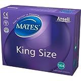 Mates King Size Condoms x 144
