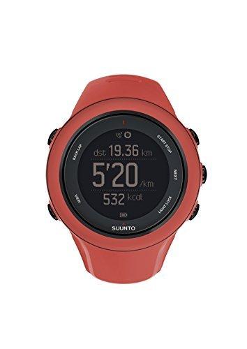 SUUNTO Ambit3 Sport HR Monitor Running GPS Unit, Coral