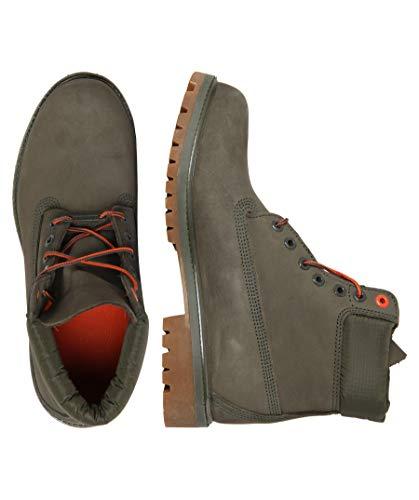 Premium Verde Boot BOTIN Oliva per Timberland Uomo 0dAvFwvq