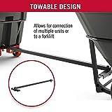 Suncast Commercial Towable Heavy Duty Roto Molded