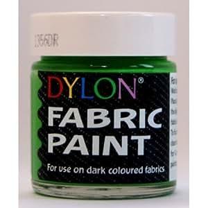 DYLON Fabric Paint Opaque Green 25ml