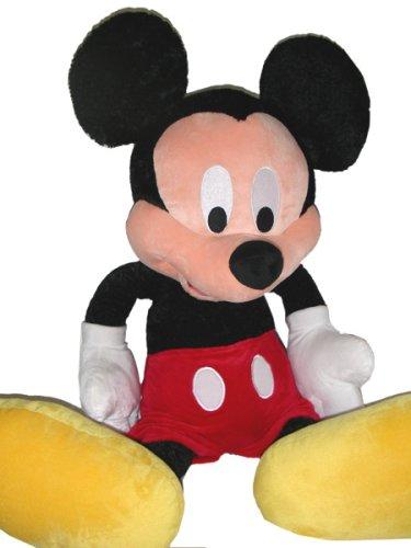 701f5499a88b Amazon.com  Disney Giant Mickey Mouse Plush Toy -- 41    Toys   Games