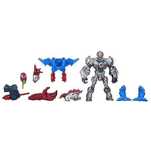 Super Hero Mashers Feature Action Bust-A-Part Ultron Figure