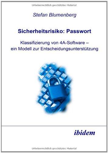 Download Sicherheitsrisiko: Passwort (German Edition) PDF