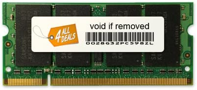 HP Pavilion Presario 1GB Memory RAM Upgrade DDR2 667 PC2-5300 Non-ECC DIMM
