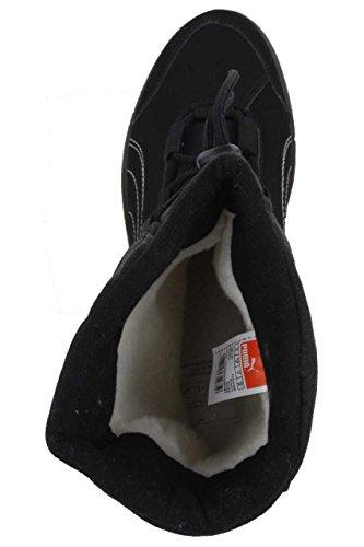 Puma Borrasca Iii Gtx® Jr - Botas de nieve Negro (Black-grey Dawn)