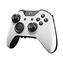SCUF Infinity1 White Soft Touch Controller for Xbox