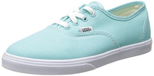 Vans Kids Authentic Lo Pro (Little Big) Aqua Splash/True White