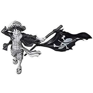 Figure Monkey D Luffy From One Piece Magazine 22cm Original