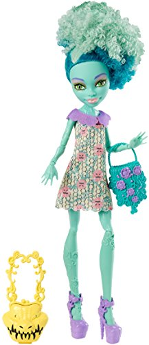 Monster High Gore-geous Honey Swamp Doll and Fashion Set - Honey Swamp Monster High