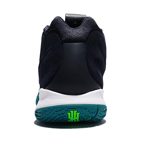 Nike Mens Kyrie 4 Ep, Mörk Obsidian / Svart, 13 M Oss