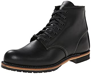 Red Wing Heritage Men's 6-Inch Beckman Round Toe Boot,Black Featherstone,9 D US (B0018E5QKG) | Amazon price tracker / tracking, Amazon price history charts, Amazon price watches, Amazon price drop alerts