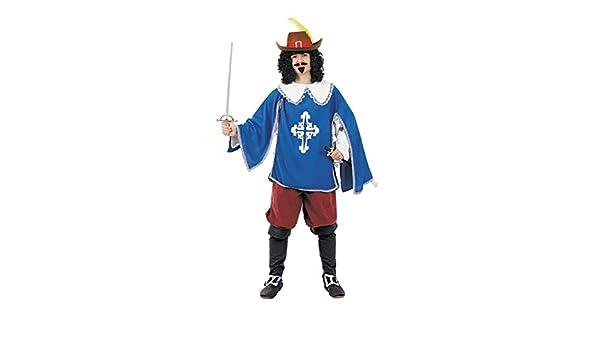 DISBACANAL Disfraz Mosquetero Adulto - -, XXS: Amazon.es: Juguetes ...