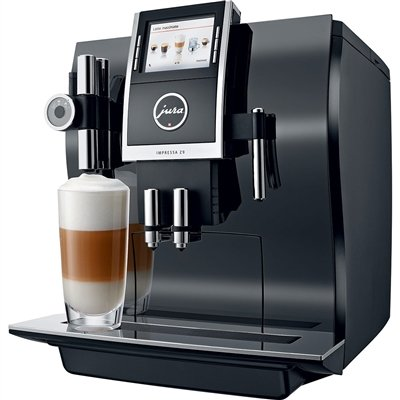 Jura IMPRESSA Z9 Automatic Coffee Machine, Black (Certified Refurbished)