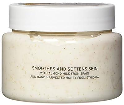The Body Shop Almond Milk & Honey Body Scrub Exfoliator - 250ml