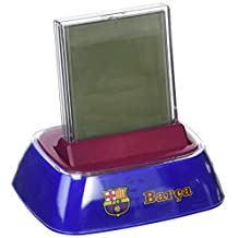 FC Barcelona Alarm Clock (Blue LCD) by Barcelona F.C.