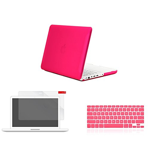 TopCase Rubberized Keyboard Protector Macbook