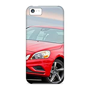 Excellent Design Volvo S60 R Design 2011 Phone Case For Iphone 5c Premium Tpu Case