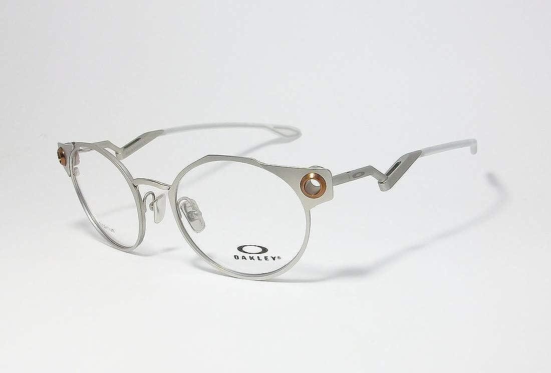 OAKLEY OX5141-0350 眼鏡 メガネ フレーム DEADBOLT デッドボルト サテンクローム オークリー   B07RWXXM1C