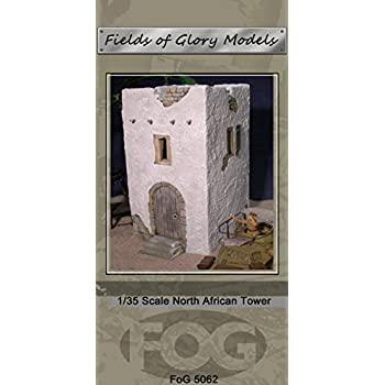 Amazon.com: Escala 1/35 – Traje de Tobruk arruinar WW2 Norte ...