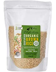 Chef's Choice Organic Medium Brown Rice Grain 500 g