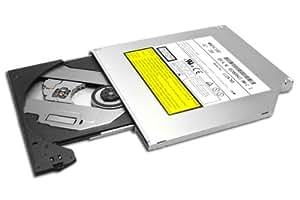 Panasonic - UJDA755 / UJDA765 - Lectora de DVD combo / grabadora de CD - 9,5mm de altura - IDE - Para Sony VAIO VGN-SZ PCG-6J3L Toshiba Portege M300 Tecra S3