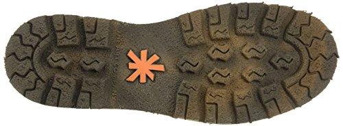 Art Soma, Zapatos de Cordones Derby para Hombre Marrón (Heritage Cuero)