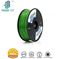Tesseract 1.75mm PLA 3D Print Filament 1Kg (Green)