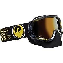 Dragon Alliance Eyewear Vendetta Snow Goggles Rockstar Black Gold Ion - 722-1379