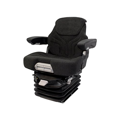 K&M 039-6847 Ford-New Holland 70 Genesis Series KM 1060 UNI Pro Seat & Suspension by K&M