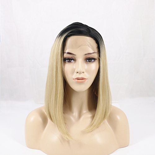613 27 4 lace front wig - 4