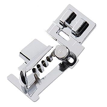 Base multifuncional de prensatelas aglutinante para máquina de coser eléctrica, accesorios para el hogar: Amazon.es: Hogar