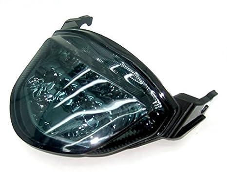 Amazon.com: Motocycle LED integrado Rear Tail Stop Brake ...