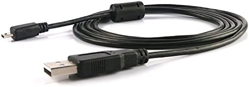 Accessory USA USB 2.0 PC Data SYNC Cable Cord Lead for Leica D-Lux 6 V-Lux 4 Camera