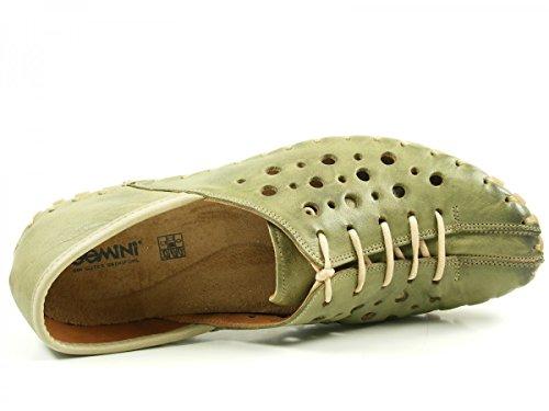 Gemini 31210-02 Zapatos de cuero para mujer Grün