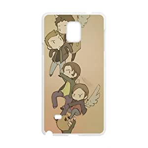 Happy Unique angel special Cell Phone Case for Samsung Galaxy Note4