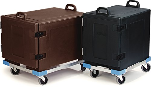 Carlisle Cateraide PC300N End-Loading Food Pan Carrier Dolly, Aluminum by Carlisle (Image #3)