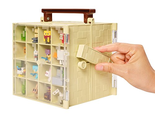 Mattel Minecraft Mini Figure Collector Case