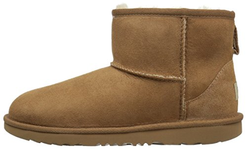 UGG Kids K Classic Mini II Pull-On Boot, Chestnut, 13 M US Little Kid by UGG (Image #5)