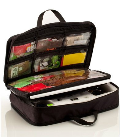 NORVISE TRAVEL FLY TYING KIT CASE by Nor-Vise