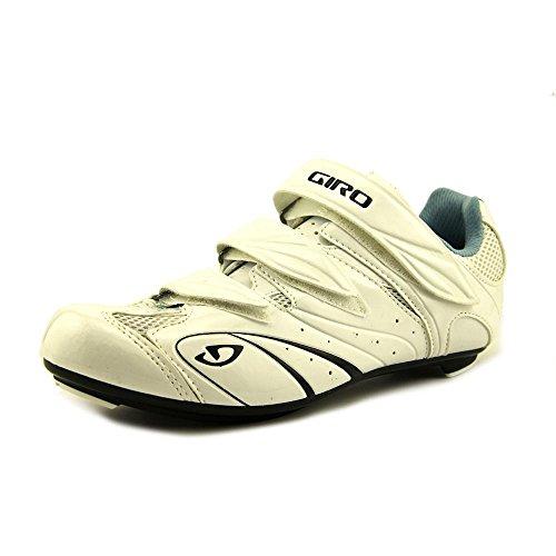 Giro Sante II Fahrradschuhe Damen Weiß / Schwarz / Milchblau