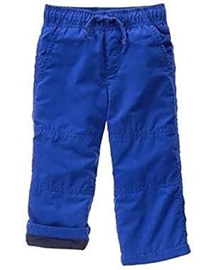 Gymster Toddler Boys True Blue Pants