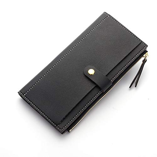 87cb085418 HITSAN INCORPORATION Baellerry Zipper Phone Clutch Lady Cuzdan Wallet  Female for Women Purse Coin Money Bag