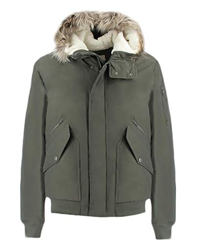 L Aog0zqownw Giubbotto Uomo Woolrich Wycps0513 Verde S6PUzz