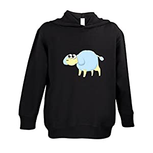 Cheap With Big Ears Animals Toddler Pullover 100% Fleece Hoodie