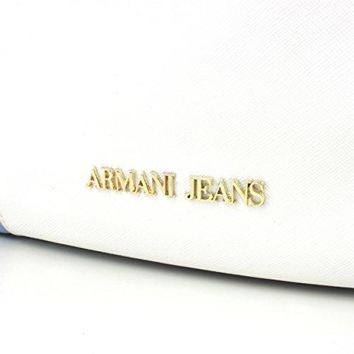 Borsa DONNA ARMANI JEANS 922563-CC857 PRIMAVERA/ESTATE NERO/GERANIO