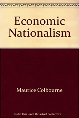 Hörbuch mp3 kostenloser Download Economic nationalism, B0006D997G PDF